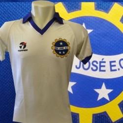 Camisa retrô São José  branca - Topper