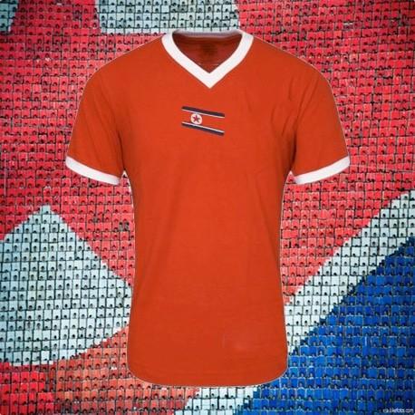 Camisa retrô Coreia  do Norte  - 1966