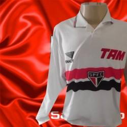 Camisa retrô São paulo TAM   ML- 1993