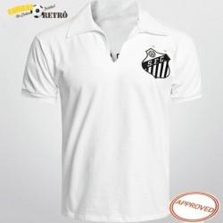Camisa retro Pelé -Santos fc
