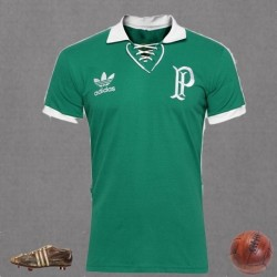 Camisa retrô Palmeiras Centenario