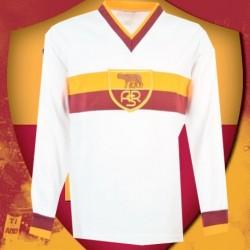 Camisa Retrô Roma manga longa  tradicional- ITA