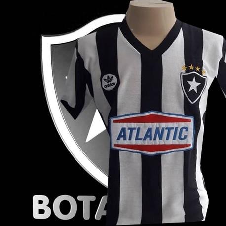 Camisa retrô Botafogo 7UP - 1995