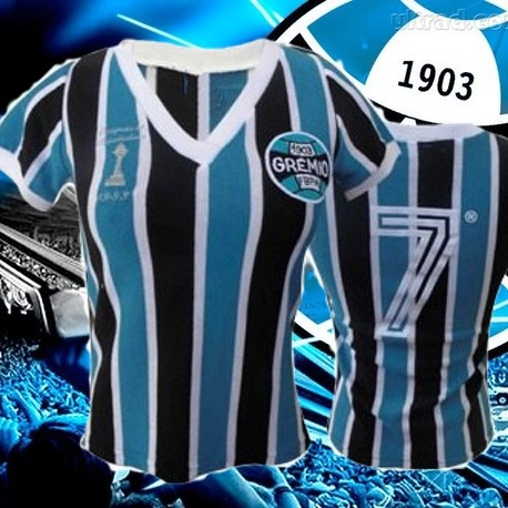 Baby look retrô Grêmio