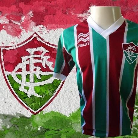 Camisa retrô Fluminense - 1981