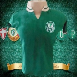 Camisa retrô Palmeiras 1972