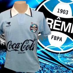 - Regata retrô Grêmio celeste n 10 -