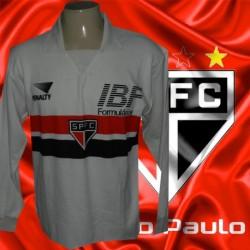 Camisa retro São Paulo IBF - 1991