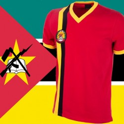 Camisa retrô Marrocos - 1978