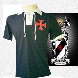 Camisa retrô Vasco da Gama anos 1920