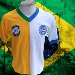 Camisa Retrô Seleção 1962