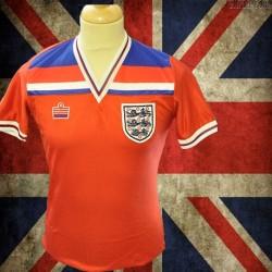 Camisa retrô Inglaterra 1976