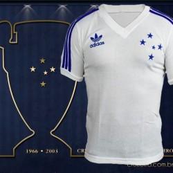 Camisa retrô Cruzeiro -1985