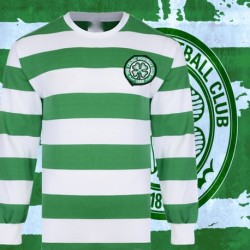 Camisa retrô Celtic 1967 - ESC