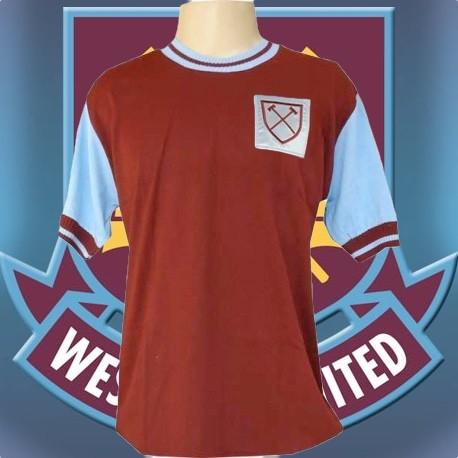 2ab2cd0d97 Camisa Retrô Comemorativa West Ham - ENG