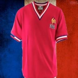 Camisa retrô França - 1982
