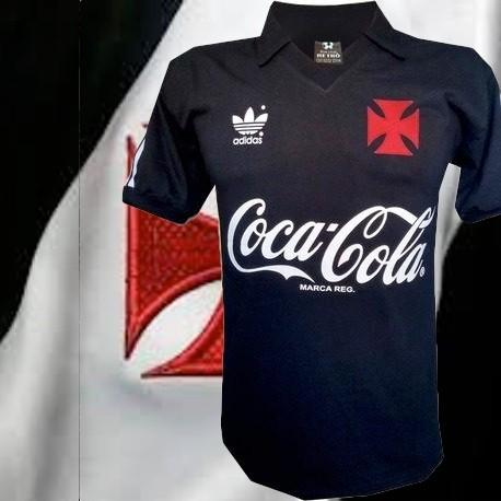 Camisa retrô goleiro Vasco cinza ML- 1987