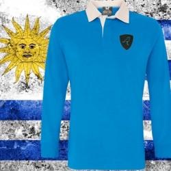 Camisa retro Uruguai rugby ML