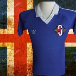 Camisa retrô Roménia ML -1960