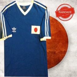 Camisa retrô Japão 1977