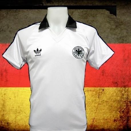 0a7bf65cfe Camisa retrô Seleção da Alemanha -1930