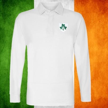 Camisa retrô Irlanda ML -1980