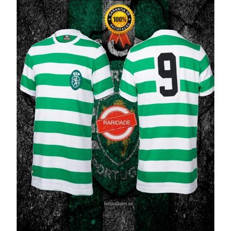 Camisa Retrô Sporting de Lisboa - POR