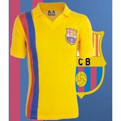 Camisa Retrô Barcelona - ESP 2001 Uniforme 3