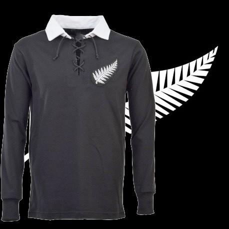 Camisa retrô All black ML- cordinha