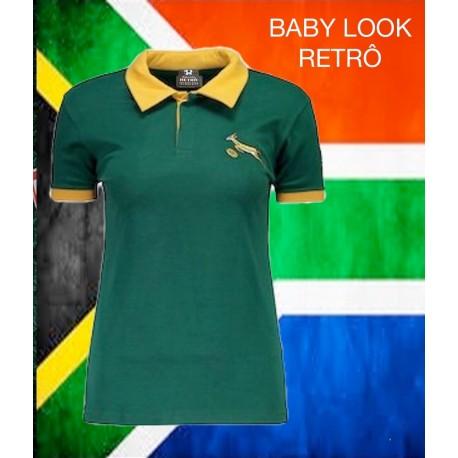 Camisa retrô Africa do sul ML