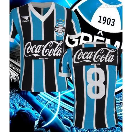 - Camisa retrô Grêmio Penalty - 1991