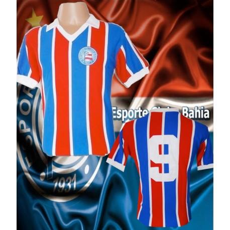 Camisa retrô Esporte Clube Bahia