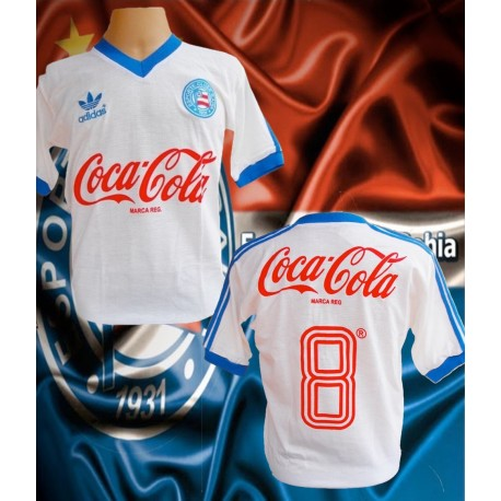Camisa retrô Bahia 1988