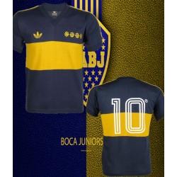 Camisa Retrô Boca Junior Maradona CABJ