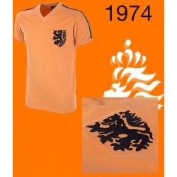 Camisa retrô Holanda - 1974