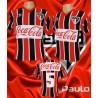 Camisa retrô São Paulo FC coca cola- 1990