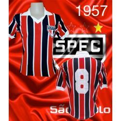 Camisa retrô São Paulo - 1957