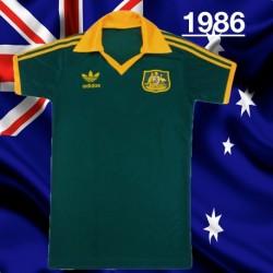 Camisa retrô da Australia azul