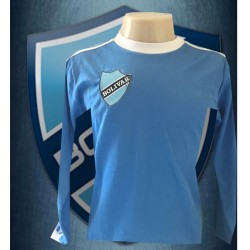 Camisa retrô Club Bolívar ML 1980