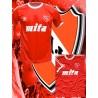 Camisa retrô Indepediente vermelha cordinha- ARG
