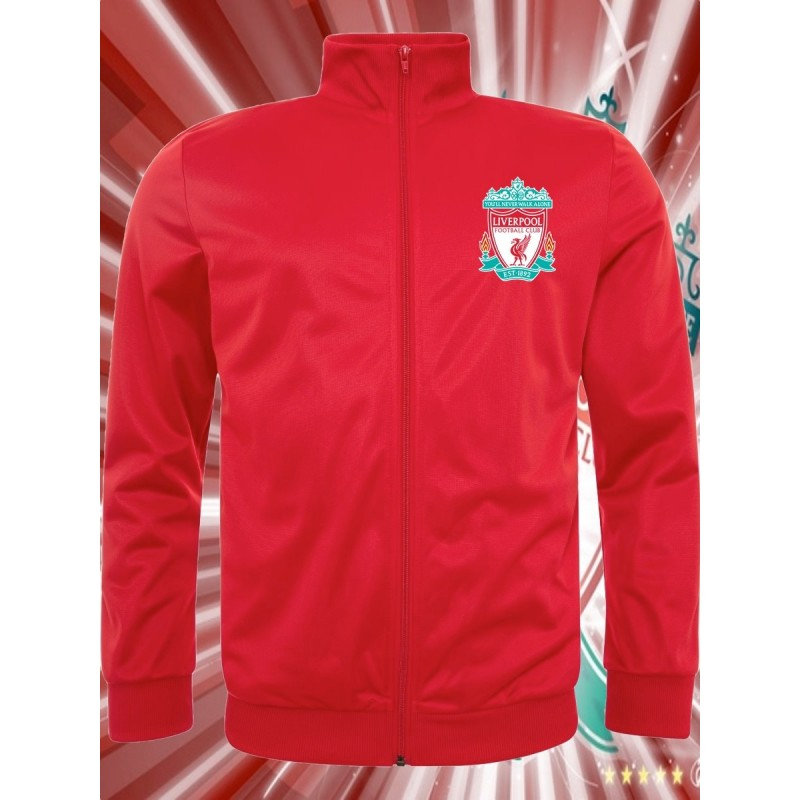 29ea9bc9db Camisa retrô Liverpool Hitachi branca 1978 - ENG ...