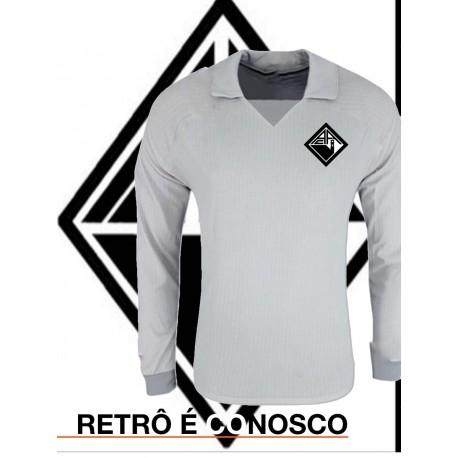 Camisa retrô Sporting de Lisboa Branca 1950- POR