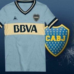 Camisa Retrô Boca Junior 1950 - ARG