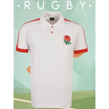 Camisa retrô Inglaterra MC- 1980