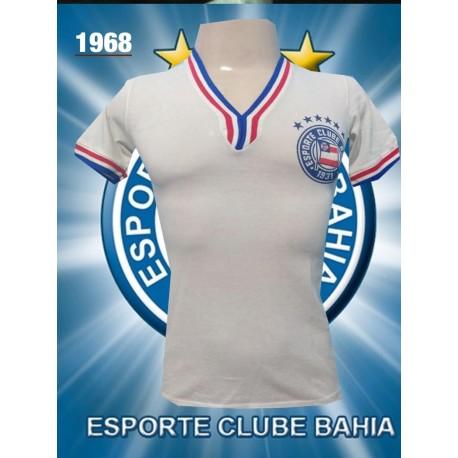 Camisa retrô Bahia Replay gola polo 1988
