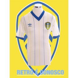 Camisa Retrô Leeds united 1974 ML- ENG