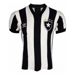 Camisa retrô Botafogo logo - 1980