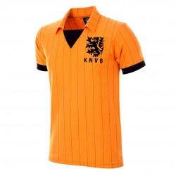 Camisa retrô Holanda branca - 1978 ML