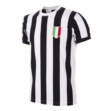 Camisa Juventus de turin gola redonda 1952-53 - ITA