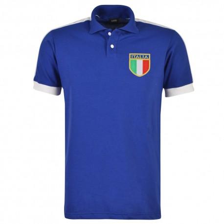 Camisa retrô Italia ML - 1980
